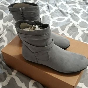 JustFab Shoes - New Ankle Bootie